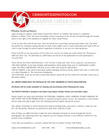 Cheer Camp Information Packet