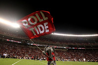 Alabama Football Atmosphere