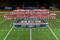 Football National Championship Team Pictures